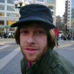 skater bob in hat
