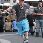 Candy Raver Dancing