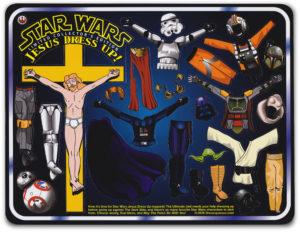 Star Wars Jesus Dressup 2016 $15