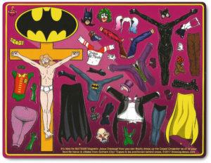 Batman Jesus Dressup 2017 $15